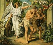 Adam And Eve Become Evicted