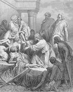 Dore 40 Matt15 Jesus Healing The Sick