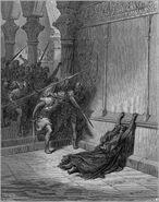 Dore 14 2Chron22 The Death of Athaliah