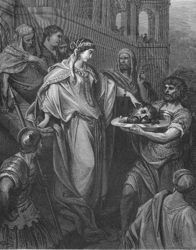 Dore 40 Matt14 Herods Daughter Receives Head.jpg