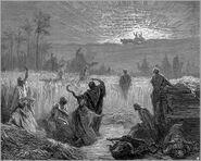 Dore 09 1Sam06 The Ark Is Returned to Beth-shemesh