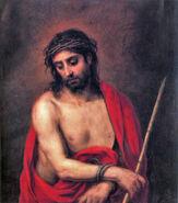 Suffering Jesus