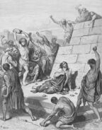 Dore 44 Acts07 Martyrdom of Stephen