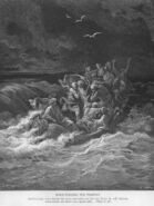 Mark04a Jesus Calms the Storm at Sea
