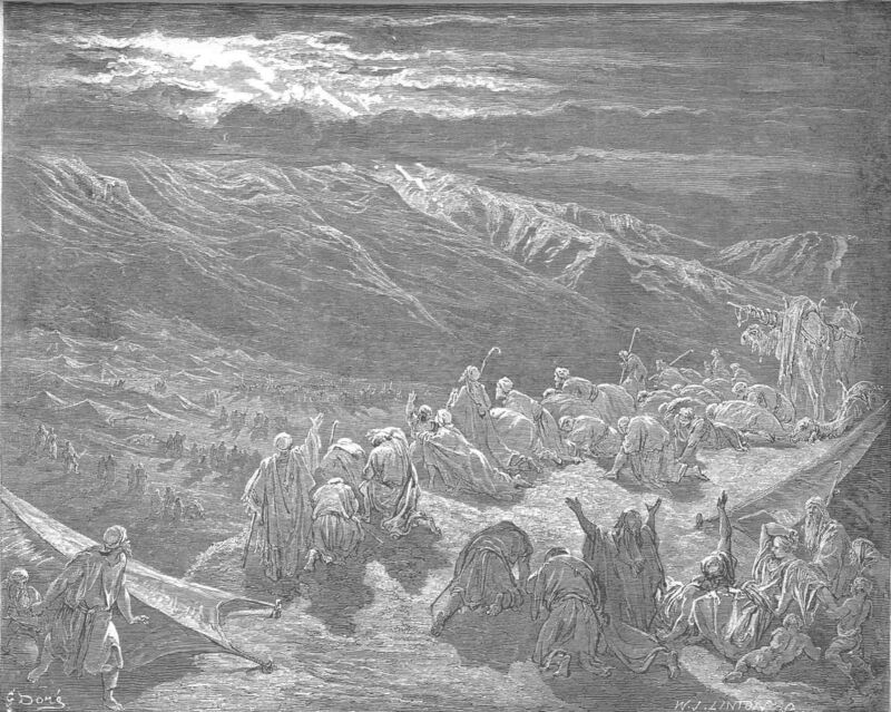 Dore 02 Exod19 The Giving of the Law on Mount Sinai.jpg