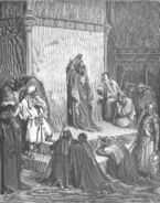 Dore 10 2Sam18 David Mourns the Death of Absalom