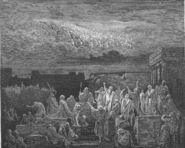 Dore 68 2Macc05 The Army Appears in the Heavens