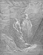 Dore 11 1Kings17 Elijah Raises the Son of the Widow