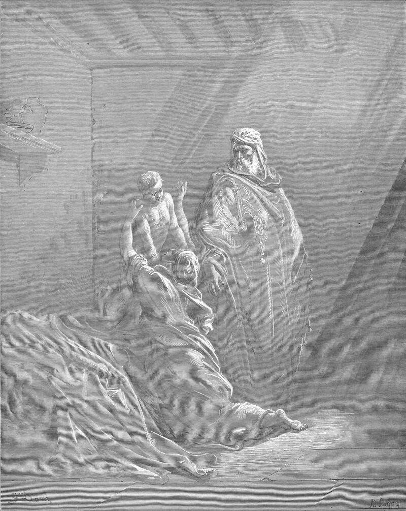 Dore 11 1Kings17 Elijah Raises the Son of the Widow.jpg