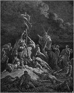 Dore 04 Num21 The Bronze Serpent