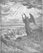 Dore 07 Judg02 An Angel Appears to the Israelites
