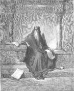 Dore 14 2Chron10 King Solomon in Old Age