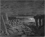 Dore 02 Exod10 The Ninth Plague - Darkness