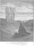 Gen18 Abraham and the Three Angels