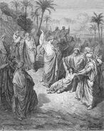 Dore 40 Matt17 Jesus Heals an Epileptic
