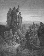 Dore 44 Acts02 Apostles Preach the Gospel