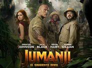 Jumanji, el siguiente nivel