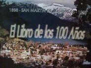 LIBRO DE LOS CIEN AÑOS.TAPA