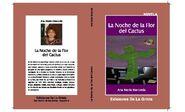 TAPA libro La noche flor cactus
