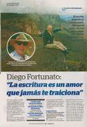 ENTREVISTA DIEGO REVISTA FASCINACIÓN (Nº 1402) - 13 DE JULUIO 2014