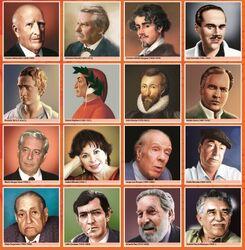 Categoría:Biografía de la Biblioteca Virtual Fandom