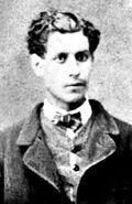 Conde de Lautréamont (Isidore Ducasse)