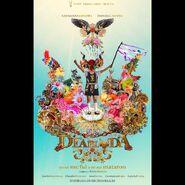 "Afiche película ""Diablada"""