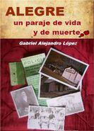 Tapa libro Alegre