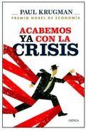 Acabemos ya con la crisis