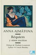 Anna Ajmátova, Obra