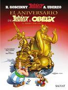 El Aniversario de Astérix y Obélix - El Libro de Oro