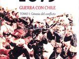 1879, Guerra con Chile