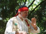 Agustín chamán de Armenteras