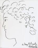 Retrato mío hecho por Botero