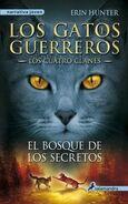 Los gatos guerreros. El bosque de los secretos