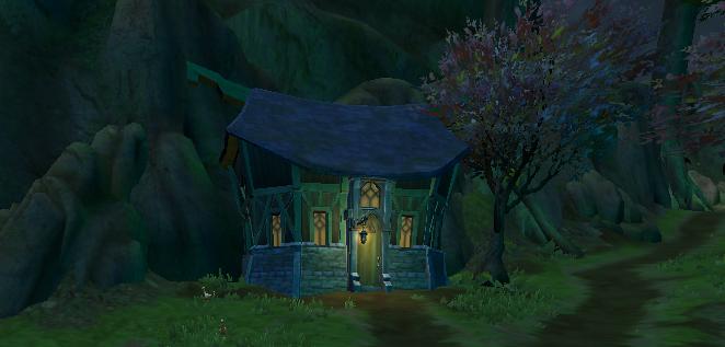 Cottage de Luminitsa