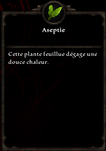 Aseptie