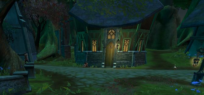 Cottage de la Guérisseuse