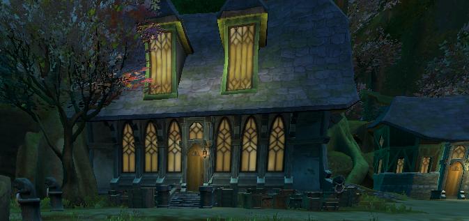Salle des artisans