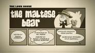The Maltese Bear (Ciné Classique des Loud - Détective Leni Loud)