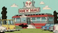 Diner et Danse (restaurant mineur)
