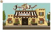 Restaurant franco-mexicain Jean Juan