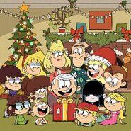 Christmas Loud