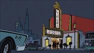 Cinéma de Royal Woods