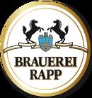 Brauerei Rapp Logo
