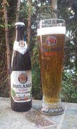 Paulaner Kristallklar Bier