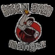 Rosenbrauerei Aldingen Logo