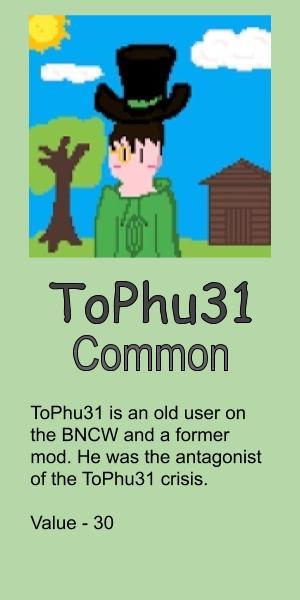 Profile: ToPhu
