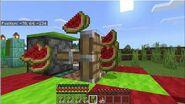 Feeding Melon