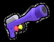 Balloon Gun Outlined